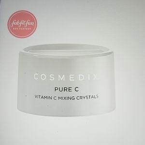 NIB Cosmedix Pure C mixing crystals - 50% Off!!